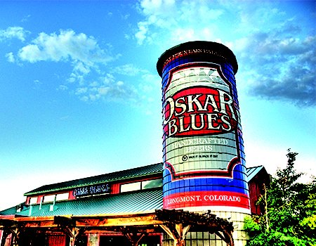 Picture of Oskar Blues Tower